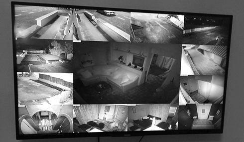 Système caméras