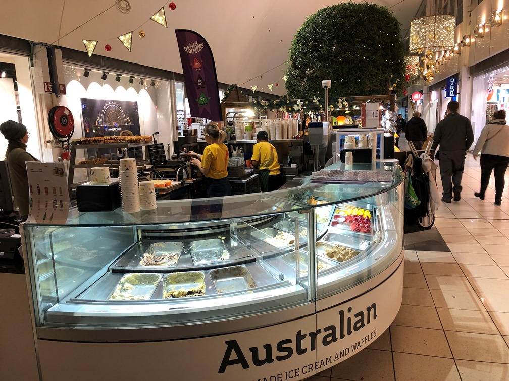 "Pop-up Store ""Australian"""