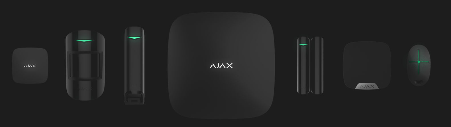 Revendeur Officiel Ajax Security Systems